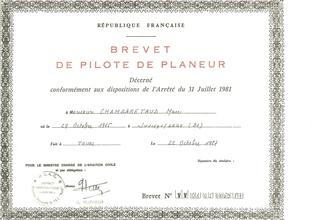 Base ULM des Châteaux - SAINT-GEORGES-SUR-CHER - Qualifications